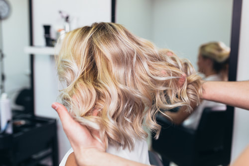 Balayage services in our Newbury Based Hairdressers